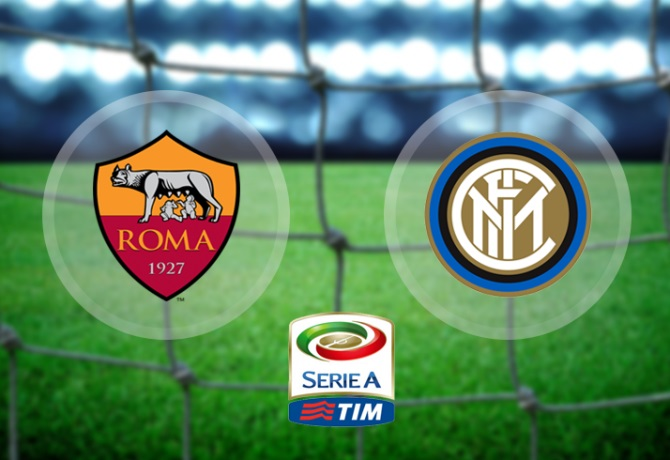 28e77bfec9cc Анонс матча Рома - Интер