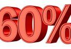 Стратегия ставок +60% к банку