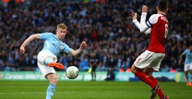 Прогноз на матч Арсенал - Манчестер Сити