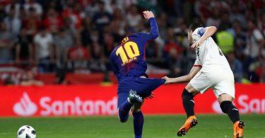 Прогноз на матч Барселона - Севилья