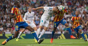Прогноз на матч Валенсия - Реал Мадрид