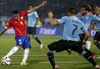 Анонс матча Чили - Уругвай